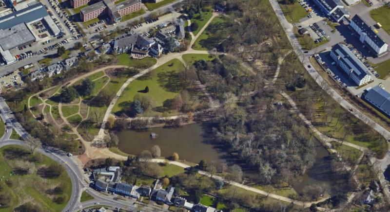 Parkanlage Nells Park