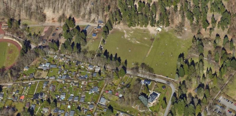 Weisshauswald mit Spielplatz und Wildgehege