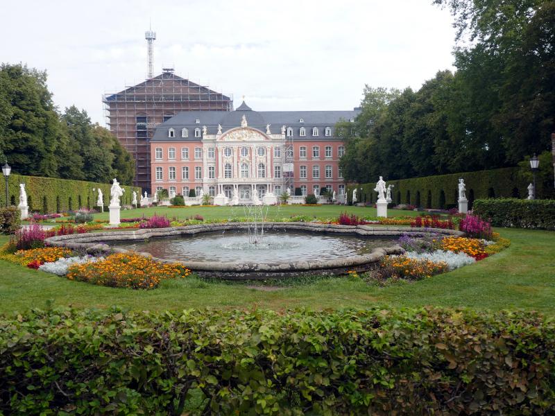Barockbrunnen im Palastgarten