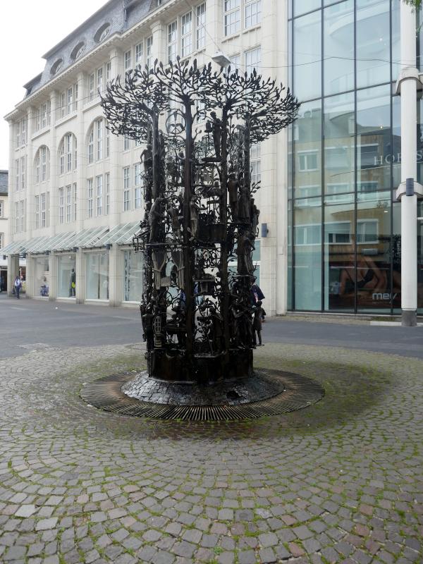 Brunnen des Handwerks