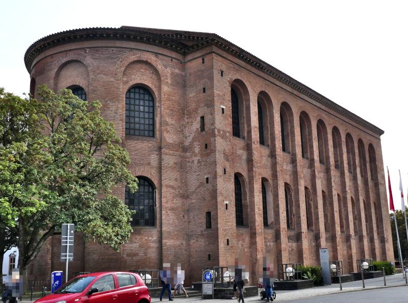 Pfarrkirche (Erlöserkirche), ehem. Basilika