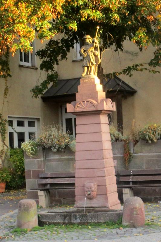 St. Jakobs-Brunnen