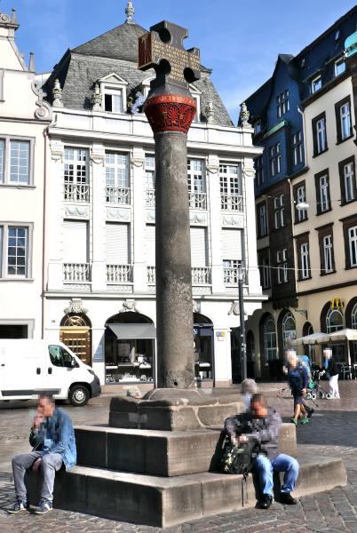 Hauptmarkt o. Nr. (Marktkreuz)