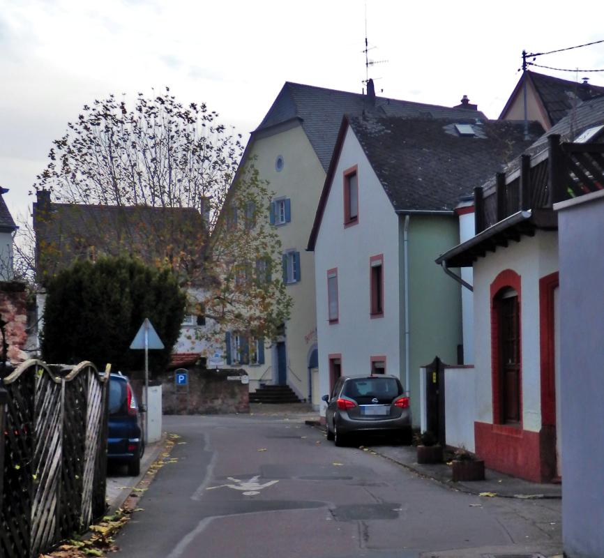 Historischer Ortskern Pfalzel