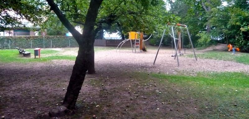 Spielplatz Alemannenstraße