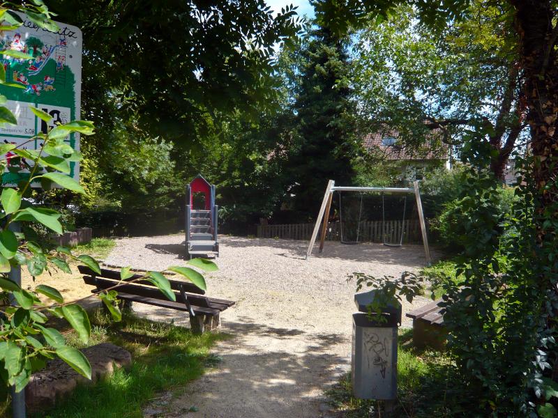 Spielplatz Herrenbrünchen